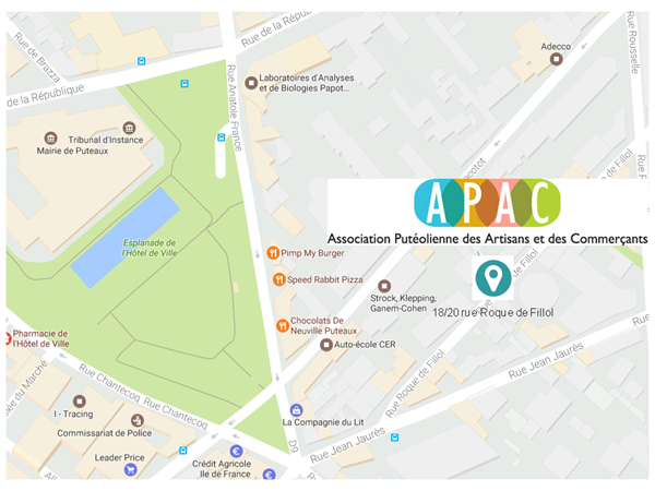 Siege APAC PUTEAUX